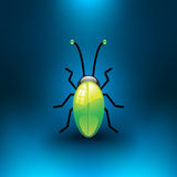 Vector Jewel Bug Royalty Free Stock Photos