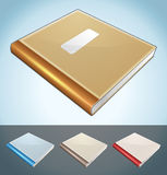 Vector Journal Icon Royalty Free Stock Images