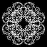 Vector kant Royalty-vrije Stock Afbeelding