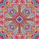 Vector kerchief pattern Royalty Free Stock Photos