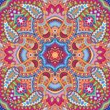 Vector kerchief pattern Stock Photo