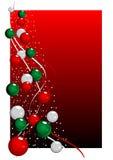 Vector Kerstmisboom Royalty-vrije Stock Foto's