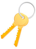 Vector key Stock Image