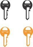 Vector key Stock Photo