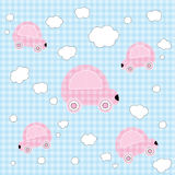Vector Kids Illustration. Vector illustration of baby pattern Stock Photo