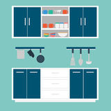 Vector of  Kitchen Stock Photography