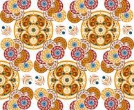 Vector kleurrijk patroon Stock Foto