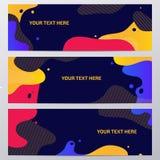 Vector kleurrijk plons abstract ontwerp als achtergrond stock foto's