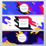 Vector kleurrijk plons abstract ontwerp als achtergrond stock fotografie