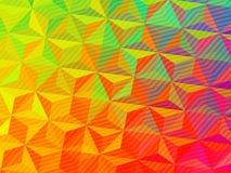 Vector kleurrijke achtergrond vector illustratie