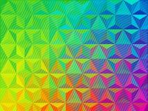 Vector kleurrijke achtergrond stock illustratie