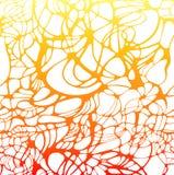 Vector kleurrijke netto textuur Abstracte gradiënt rode achtergrond Vector Illustratie