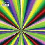 Vector kleurrijke textuur royalty-vrije illustratie