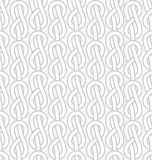 Vector knots seamless pattern Royalty Free Stock Photography