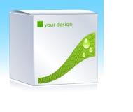 Vector kosmetisch pakket. Stock Foto's