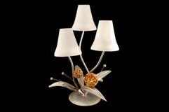 Vector-lámpara Imagen de archivo libre de regalías