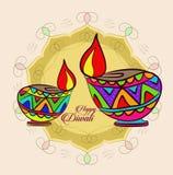 Vector l'arte del prezzo da pagare variopinto di Diwali o dell'insegna di web royalty illustrazione gratis