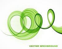 Vector l'estratto astratto di turbinio, vector, turbini, accenda Immagini Stock