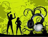 Vector la ilustración del partido Imagenes de archivo