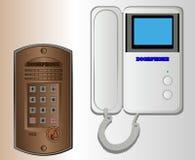 Doorphone Imagen de archivo