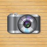 Vector la macchina fotografica di Digitahi Immagini Stock Libere da Diritti