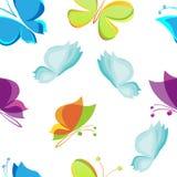 Vector la mariposa Fotos de archivo