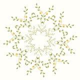 Vector la plantilla para la carpeta, tarjeta de visita y Imagen de archivo