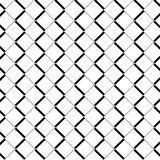 Vector la priorità bassa senza giunte del reticolo del damasco campioni del modello compreso Immagini Stock Libere da Diritti