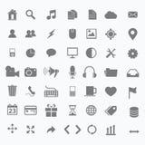 Vector la raccolta dell'affare piano variopinto e finanzi le icone royalty illustrazione gratis