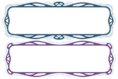 Vector la struttura astratta dalle linee rilegate per la decorazione e progetti Immagine Stock