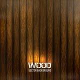 Vector la struttura di legno illustrazione di stock