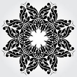 Vector lace element Royalty Free Stock Photos