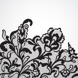 Vector lace ornament vector illustration