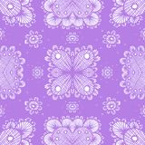 Vector lace pattern. Eps10. Vector lace color retro seamless pattern. Eps10 Royalty Free Stock Photo