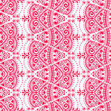 Vector lace seamless ornament Royalty Free Stock Photo