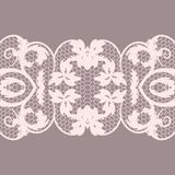 Vector lace Royalty Free Stock Images