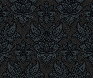 Vector lacy wallpaper Stock Photography