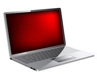Vector laptop Stock Images