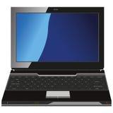 Vector laptop Royalty-vrije Stock Fotografie