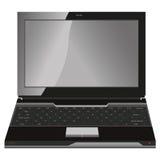 Vector laptop Royalty-vrije Stock Foto's