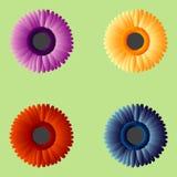 Vector las flores Foto de archivo libre de regalías
