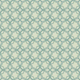 Vector lattice seamless pattern Royalty Free Stock Image