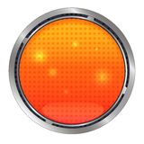Vector Lava button Royalty Free Stock Photo