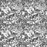 Vector le etichette il modello senza cuciture, progettazione dei graffiti della stampa illustrazione vettoriale