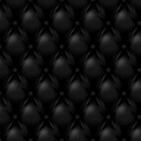 Vector Leather background with buttons. Stock Photography