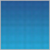 Vector LED display screen background royalty free illustration