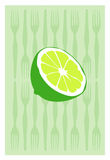 Vector of lemon Royalty Free Stock Photo