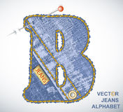 vector Letter B Royalty Free Stock Photos