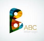 Vector letter logo Stock Images