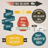 Vector libre de la entrega Stock de ilustración